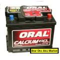60 Amper Oral Akü