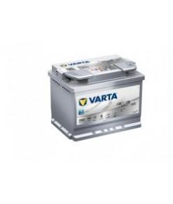 60 Amper Varta Start Stop - AGM