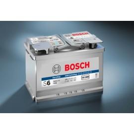 74 Amper Bosch Akü