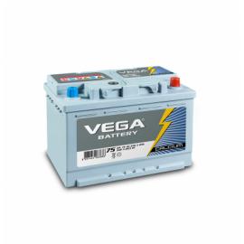 72 Amper Vega Akü
